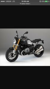BMW R Nine T motorcycle for sale