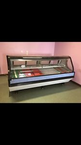 8' deli showcase for sale like new condition only used part time