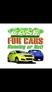 Big amount of money for your unwanted cars