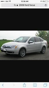 Wanted engine to fit a 2008 to 2011 Ford Focus