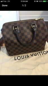 Authentic Louis Vuitton Speedy B25