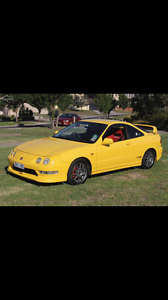 2000 Honda Integra Coupe Rowville Knox Area Preview