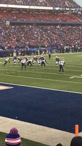 Buffalo Bills vs. Cleveland Browns tickets