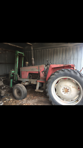 Massey Ferguson 575 Tractor and forklift Heatherton Kingston Area Preview