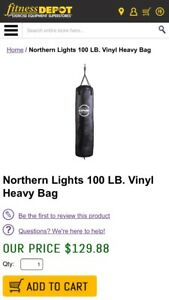 Heavy Bag, Boxing Gloves and MMA Gloves