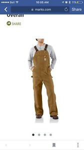 WANTED: FR work coveralls in good shape
