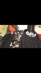 Boys size 8-10 fall/winter clothing