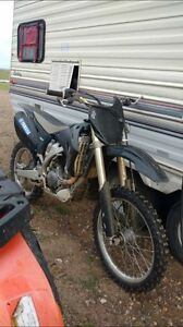 Sled and dirtbike trade