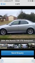 Alfa romeo LOW K's Lithgow Lithgow Area Preview
