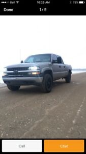 ISO 99-07 Chevy/GMC 1500hd or 2500