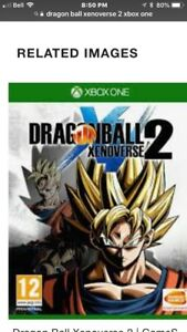 Dragon Ball Z Xenoverse 2 or Dragon Ball FighterZ
