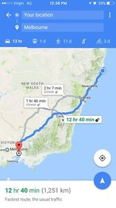 sydney to Melbourne 4 seats avail@$75 each pets ok Haymarket Inner Sydney Preview