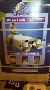 Never used twin bed mattress set
