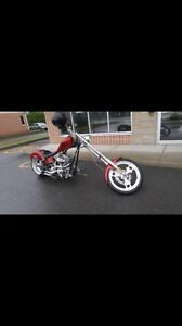chopper hellbound steel 2005