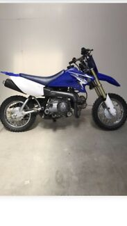 Wanted: Ttr 50