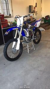 2014 YZ250F Mint Condition