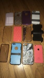 iPhone 6 cases and iPhone 5c