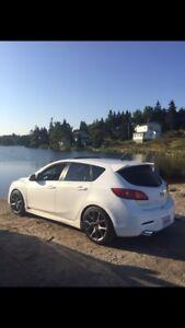 2011 Mazda 3 2.5L Sport