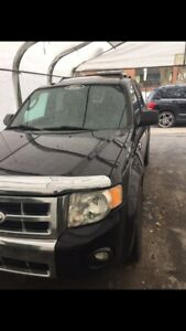 Ford Escape AWD Limited