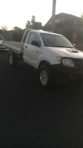 Toyota hilux 2005 Goulburn Goulburn City Preview