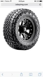 WANTED 35x12.5r15 spare Deloraine Meander Valley Preview