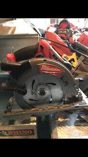 Milwaukee M18 Fuel 185 circular saw