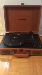 (Urban Outfitters) Crosley Record Player $65.00