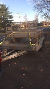 Steel ute tray patrol/landcruiser Warragamba Wollondilly Area Preview