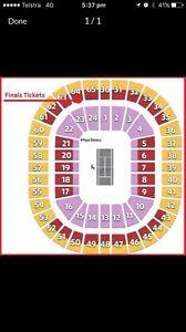 2 x WOMEN'S FINAL 2nd Row BELOW COST! - Tennis Australian Open Tickets Pyrmont Inner Sydney Preview