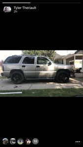 2003 Chevy Tahoe 5.3 2wd
