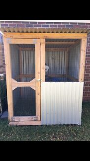 Cat house/outdoor cage