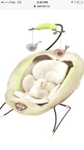Fisher Price bunny bouncer