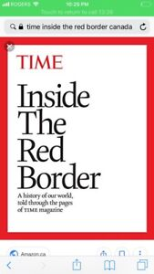 Time: inside the red border