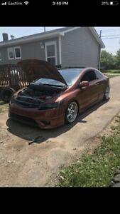 06 civic si $5000 if gone by the weekend