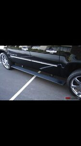 Power running boards for Escalade ,Tahoe .