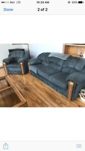 Sofa & Chair - Great Condition