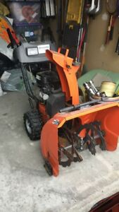 Snowblower Kijiji In Ontario Buy Sell Amp Save With