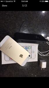 Gold iPhone 5S Rogers 16gb.