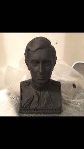 Wedge wood Prince Charles bust at Sussex Flea market