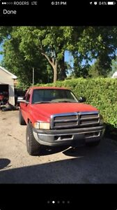 2001 RAM 2500 5.9 CUMMINS FOR SALE OR TRADE!