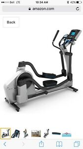 Life Fitness Elleptical Trainer