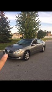 2004 Nissan Maxima 3.5SL! New Inspection! $2800!