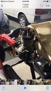Cheetah 125 cc go kart engine crg arrow tony kart sq Pacific Pines Gold Coast City Preview