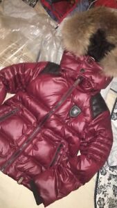 Brand new Rudsak down jacket
