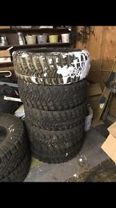 "285/70/17 (33""x11.5"") Goodyear MTRs set of 5"