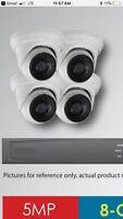 Winter special  8mp lorex Ip only $1350 4 Camera full install