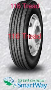 Trailer Tires LongMarch Drives Steers and More