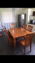 Dining table Stanhope Gardens Blacktown Area Preview