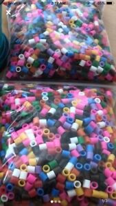 Looking for perler beads and square peg boards