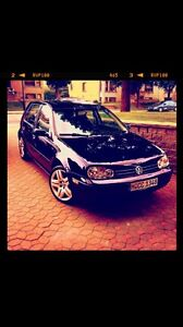2003 golf automatic  96000 miles
